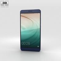 Huawei Honor 7i Black 3D Model