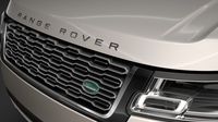 Range Rover SVAutobiography LWB L405 2018 3D Model
