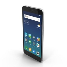 Xiaomi Redmi Note 4 3D Model