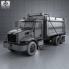 18 04 48 527 peterbilt 348 dump truck 2006 600 0003 4
