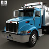 18 04 49 311 peterbilt 348 dump truck 2006 600 0006 4