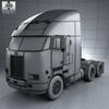 18 08 22 501 peterbilt 372 tractor truck 1988 600 0003 4