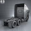 18 08 22 674 peterbilt 372 tractor truck 1988 600 0004 4