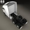18 08 23 419 peterbilt 372 tractor truck 1988 600 0009 4