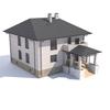 13 58 11 119 render 53 house 2 4