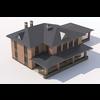 14 14 01 659 render 50 house  14  4