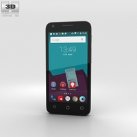 Vodafone Smart Speed 6 Anthracite 3D Model