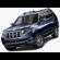 Toyota Land Cruiser J150 2018 3D Model
