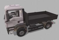 MAN TGS 3D Model