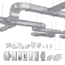 Ventilation 3D Model