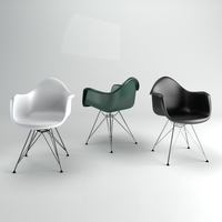 Chair Eames Style DAR 3D Model