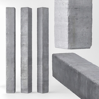 Column concrete 3D Model