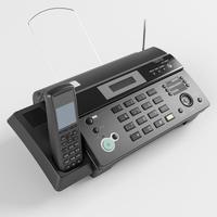 Fax 3D Model