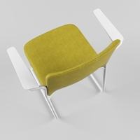 Chair EMA production ENEA 3D Model