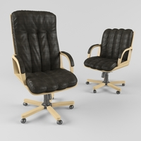 Chair head 3D Model