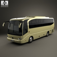 Mercedes-Benz Tourino (O510) Bus 2006 3D Model