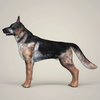 07 07 41 224 realistic german shepherd dog 03 4