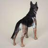 07 07 41 309 realistic german shepherd dog 05 4