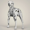 07 13 55 498 realistic dalmation dog 04 4