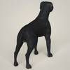 07 49 34 413 realistic black labrador dog 05 4