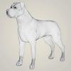 08 59 50 206 realistic rottweiler dog 07 4