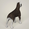 09 08 42 179 realistic bull terrier dog 05 4