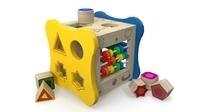 Children's puzzle 3D Model