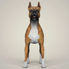08 19 29 364 realistic boxer dog 02 4
