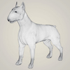 08 19 31 396 realistic bull terrier dog 07 4