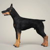 08 19 33 336 realistic doberman dog 03 4
