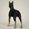 08 19 33 418 realistic doberman dog 04 4