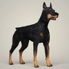 08 19 33 783 realistic doberman dog 06 4