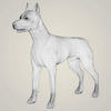 08 19 40 702 realistic miniature pinscher dog 07 4