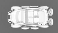 "Car ""Strati"" 3D Model"