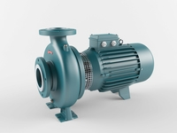 Pump centrifugal Grz 3D Model