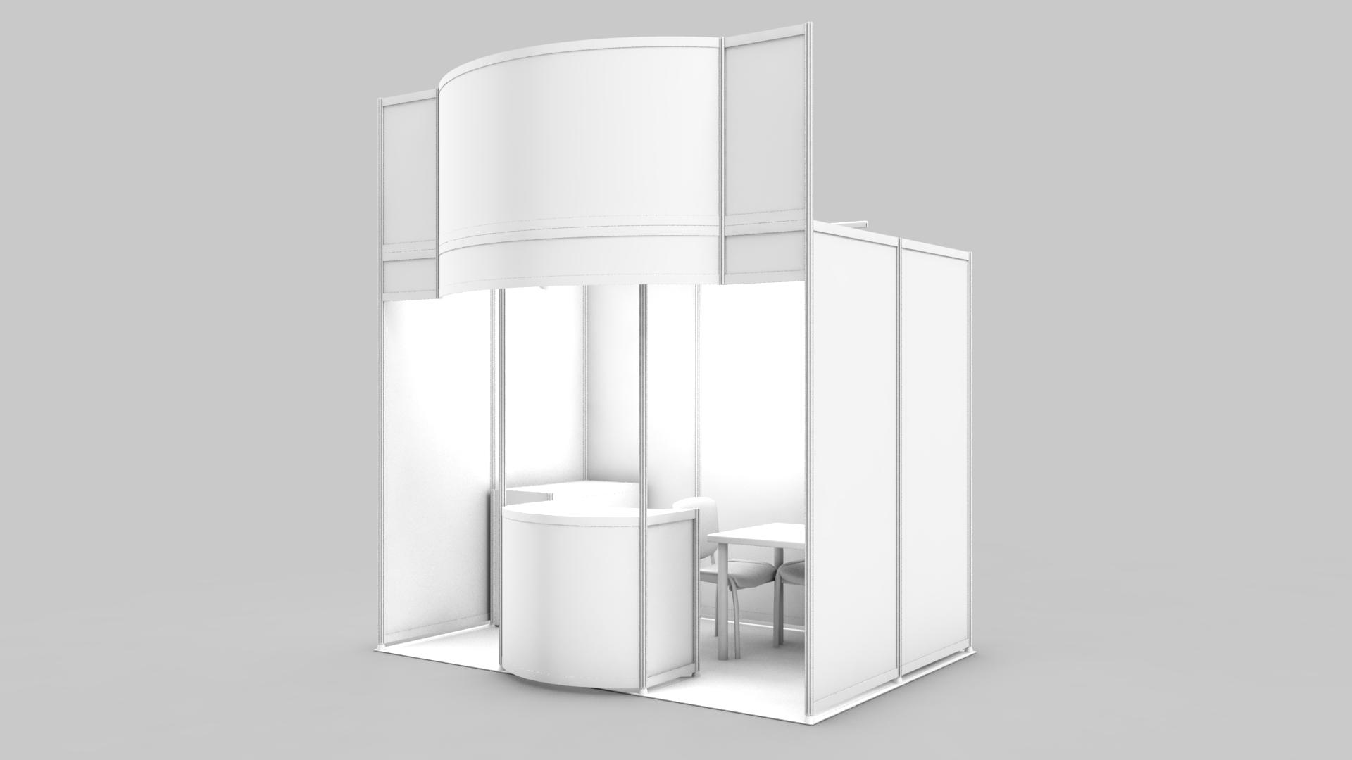 Exhibition Stall D Model Free Download : ▷ exhibition stand d model free download・cgstudio