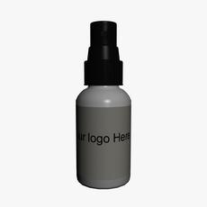 Small Spray Bottle 3D Model