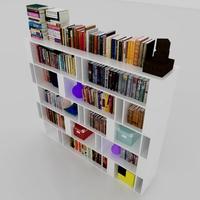 SHELVES for Sketchup 3D Model