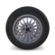 Generic Alloy Wheel 3D Model