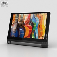 Lenovo Yoga Tab 3 10 3D Model