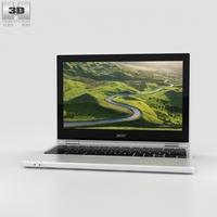 Acer Chromebook R11 3D Model