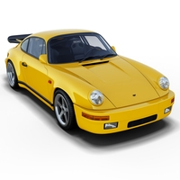 "Ruf CTR ""Yellowbird"" 3D Model"