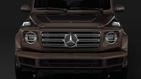 Mercedes-Benz G 500 (W464) 2018 3D Model