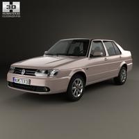 Volkswagen Jetta (CN) 2010 3D Model