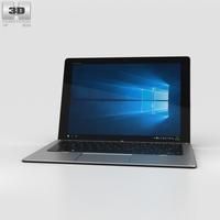HP Elite x2 1012 3D Model