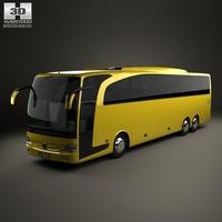 Mercedes-Benz Travego M Bus 2009 3D Model