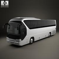 Neoplan Tourliner SHD Bus 2007 3D Model