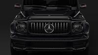 Mercedes AMG G 63 Edition 1 W464 2019 3D Model