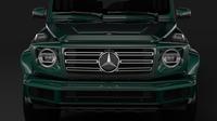 Mercedes-Benz G 550 (W464) 2018 3D Model