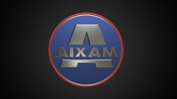 aixam logo 3D Model